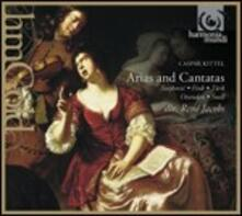 Arie e cantate op.1 - CD Audio di René Jacobs,Caspar Kittel