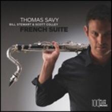 French Suite - CD Audio di Thomas Savy
