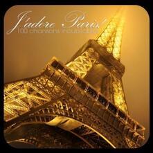 J'adore Paris! - CD Audio