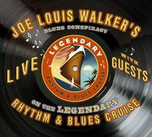 Live at the Rhythm & Blues Cruise - CD Audio di Joe Louis Walker,Blues Conspiracy