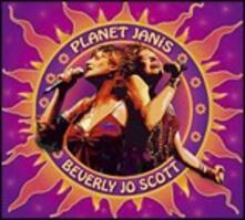 Planet Janis - CD Audio di Beverly Jo Scott