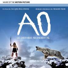Ao Le Dernier Neandertal (Colonna Sonora) - CD Audio