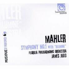 Sinfonia n.1 - CD Audio di Gustav Mahler,James Judd