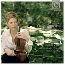 Concerto per violino - Sestetto per archi n.2 - CD Audio di Johannes Brahms,Daniel Harding,Mahler Chamber Orchestra,Isabelle Faust