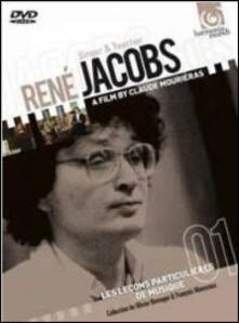 René Jacobs. Singer & teacher (DVD) - DVD di René Jacobs