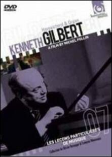 Kenneth Gilbert. Harpsichord and Organ. Les Leçons Particulieres De Musique di Michel Follin - DVD