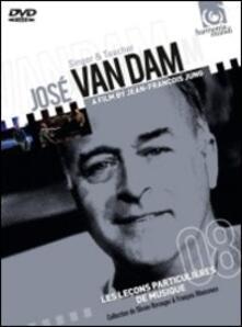 José Van Dam. Singer & Teacher - DVD