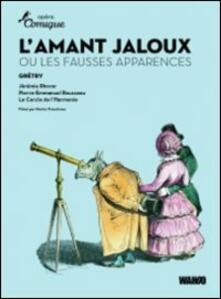 Grétry André Modeste. L'amant jaloux - DVD