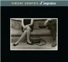 L'imprevu - CD Audio di Vincent Courtois