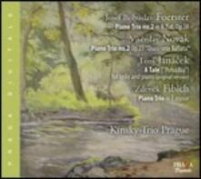 Musica da camera ceca - SuperAudio CD ibrido di Kinsky Trio Praga