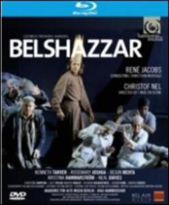 Georg Friedrich Handel. Belshazzar - Blu-ray