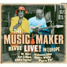 Live! In Europe - CD Audio di Music Maker Revue