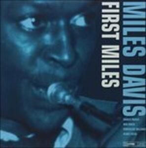 First Miles - Vinile LP di Miles Davis