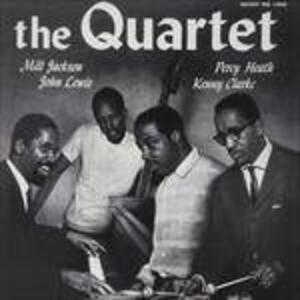 Quartet - Vinile LP di Milt Jackson