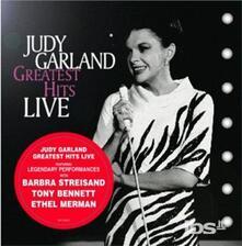 Greatest Hits Live - Vinile LP di Judy Garland