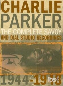 Complete Savoy & Dial - CD Audio di Charlie Parker