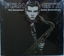 Complete Savoy Recordings (Digipack) - CD Audio di Stan Getz