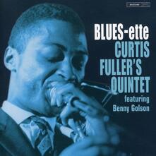 Blues-Ette - CD Audio di Curtis Fuller