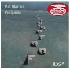 Footprints - CD Audio di Pat Martino