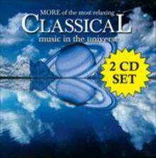 Most Relaxing Classical M - CD Audio