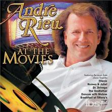 At the Movies - CD Audio di André Rieu