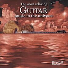 Most Relaxing Guitar Musi - CD Audio