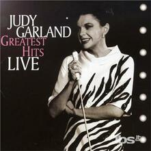 Greatest Hits Live - CD Audio di Judy Garland