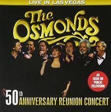 Reunion Concert - CD Audio di Osmonds
