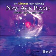 Ultimate Most Relaxing New Age Piano - CD Audio
