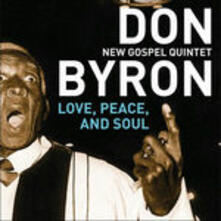Love - CD Audio di Don Byron