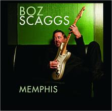 Memphis - CD Audio di Boz Scaggs