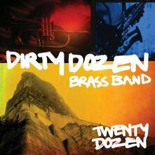 20 Dozen - CD Audio di Dirty Dozen Brass Band