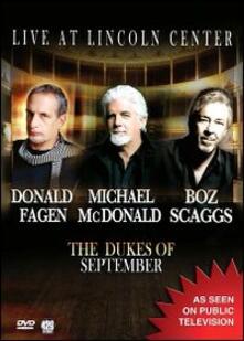 The Dukes of September. Live at Lincoln Center - DVD