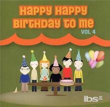 Happy Happy Birthday - CD Audio