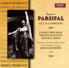 Parsifal (Selezione) - CD Audio di Richard Wagner