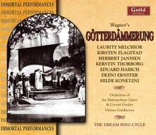Gotterdammerung - CD Audio di Richard Wagner