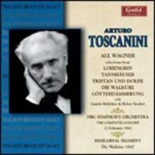 Wagner Concert - CD Audio di Richard Wagner,Arturo Toscanini,Lauritz Melchior,Helen Traubel