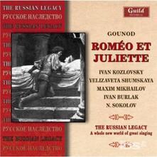 Roméo et Juliette - CD Audio di Charles Gounod
