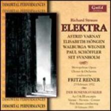 Elektra - CD Audio di Richard Strauss