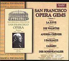 San Francisco Gems vol.2 - CD Audio