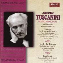 Memorial - CD Audio di Arrigo Boito