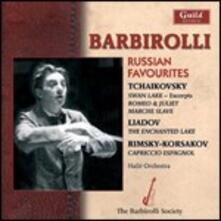 Russian Favourites - CD Audio di Sir John Barbirolli