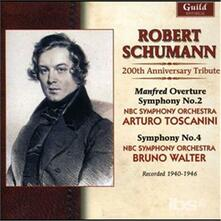 200th Anniversary Tribute - CD Audio di Robert Schumann