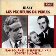 Les Pecheurs De Perles - CD Audio di Georges Bizet