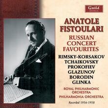 Russian Concert - CD Audio di Anatole Fistoulari