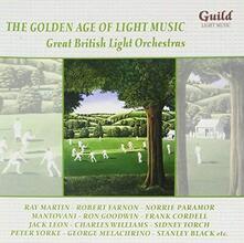 Great British Light - CD Audio