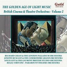 British Cinema & vol.2 - CD Audio