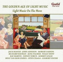 Light Music on the Move - CD Audio