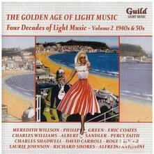 Four Decades of Light V. 2 - CD Audio
