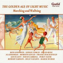 Marching & Walzing - CD Audio